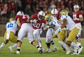 Pac-12 football coaches teleconference: David Shaw, Bryce Love on how Christian McCaffrey's legacy still impacts Stanford