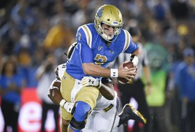 UCLA clashes with Kansas State for Cactus Bowl in Josh Rosen's possible final game