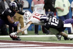 Highlights: Late field goal, kickoff return lift No. 15 TCU over No. 13 Stanford in 2017 Alamo Bowl