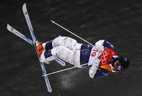 2018 Pyeongchang Winter Olympics: CU grad Casey Andringa flies to fifth-place finish in men's moguls