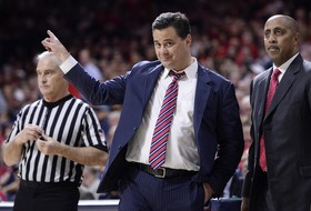Roundup: Sean Miller, Allonzo Trier return as Arizona clinches share of Pac-12 title