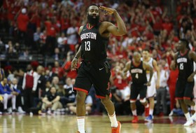 Roundup: James Harden named NBA MVP finalist