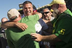 Roundup: Mario Cristobal gets a program-defining win over Washington