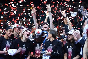 2019 Pac-12 Women's Basketball Tournament: Stanford celebrates its 13th Pac-12 tourney title