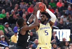 2019 Pac-12 Men's Basketball Tournament: Top-seeded Washington Huskies hold off Colorado for title game berth