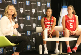 2018 Pac-12 Women's Basketball Media Day: Utah looking for 1st NCAA berth as Pac-12 school