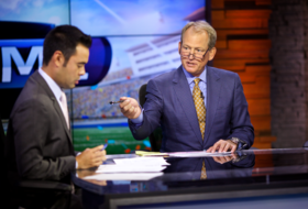 Quotes from Rick Neuheisel & Glenn Parker on first College Football Playoff Poll