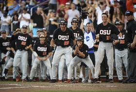 Roundup: Oregon State closes in on College World Series finals berth