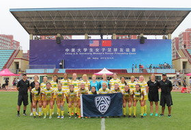 Oregon women's soccer tops Beijing All-Star University Team in China tour opener