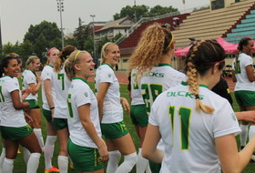 Oregon women's soccer ties Beijing Youth Team in China finale