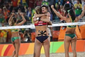 Roundup: Kerri Walsh Jennings' Olympic streak ends at 26