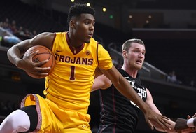 Recap: USC men's basketball moves to 15-1 with big win over Stanford