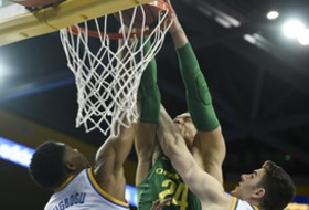 Dillon Brooks' monster slam for Oregon earns Opus Bank's #12Best Play of the Week