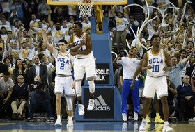 UCLA men's basketball defeats Oregon Feb. 9, 2017