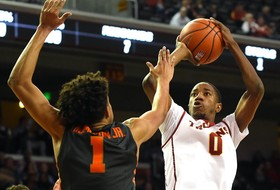 Recap: USC men's basketball tops Oregon State for fifth-straight win