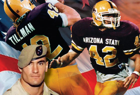 Arizona State NFF On-Campus Salute Set for Pat Tillman
