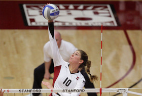 Klineman Voted Pac-10 Volleyball Player of the Week