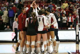 Stanford Women's Volleyball Team Sweeps Penn State to Snap 109-match Win Streak