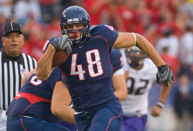 Gronkowski Makes an Impression in the NFL after UA Success