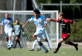 UCLA's Chavez Named Pac-10 Men's Soccer Player of the Week