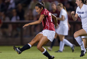 Stanford's Press Named a Women's Soccer Lowe's Senior Class Award Finalist