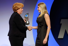 NCAA Selects Arizona's Schluntz As 2010 Woman of the Year