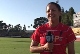 Former Cal Golden Bear Fawcett Talks Soccer