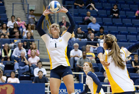 Lloyd Voted Pac-10 Women's Volleyball Player of the Week