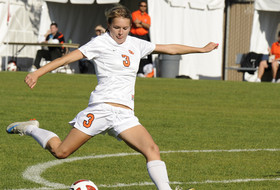 Oregon State's Richardson Named Pac-10 Women's Soccer Player of the Week