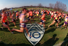 Cross Country Teams Compete for Pac-10 Title on Saturday