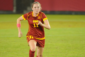 USC's Haug Named Pac-10 Women's Soccer Player of the Week