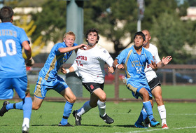 Four Pac-10 Men's Soccer Players Earn Academic All-District Honors
