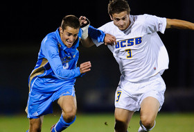 UCLA's Hoffman Named Pac-10 Men's Soccer Player of the Week