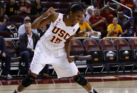 USC's Gilbreath Named Pac-10 Women's Basketball Player of the Week