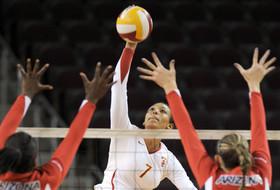 Jupiter and Lloyd Named Honda Sports Volleyball Award Finalists