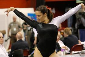 2010-11 Women's Gymnastics Season Kicks Off