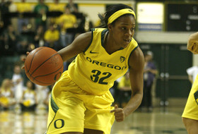Oregon's Jackson Named Pac-10 Women's Basketball Player of the Week