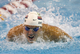 Arizona's Chitwood and USC's Hosszu Named Pac-10 Swimmers of the Month