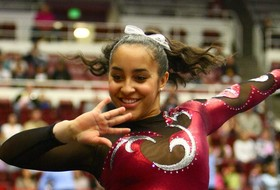 Cardinal Sweep Pac-10 Weekly Gymnastics Awards