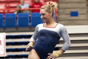 Arizona's Graham Named Pac-10 Gymnast of the Week and UCLA's Peszek Named Pac-10 Special Performance of the Week