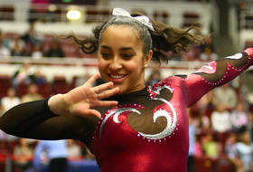 This Week in Pac-10 Women's Gymnastics