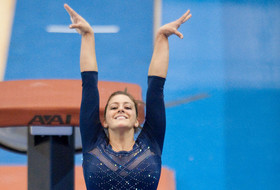 Frattone, Engreitz Win Weekly Pac-10 Gymnastics Awards