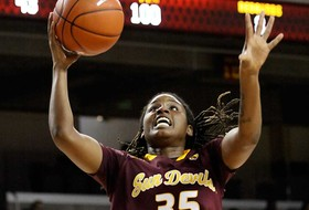 ASU's Watson Has Family On Her Mind