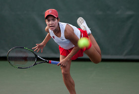 California's Zerbini and Stanford's Barte Named Pac-10 Men's and Women's Tennis Players of the Week