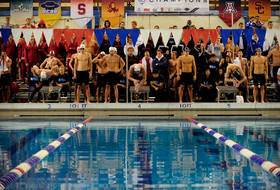 California Brings Out Big Guns in Pac-10 Men's Swimming Championships Contention on Day Three