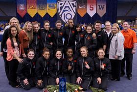 OSU Wins 2011 Pac-10 Gymnastics Title