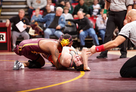 ASU's Robles, Jenkins Capture Titles at NCAA Wrestling