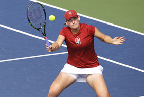 USC's Sarmiento and Stanford's Burdette Named Pac-10 Men's and Women's Tennis Players of the Week