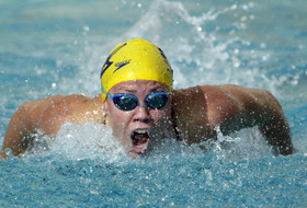Cal's Coughlin Created Power Shift In Collegiate Swimming
