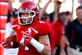 Utah's Blechen Finding His Role